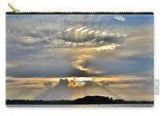 Angel Ray Sunset Carry-all Pouch
