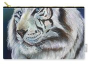 Angel The White Tiger Carry-all Pouch