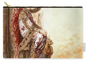 Angel Traveller Carry-all Pouch by Gustave Moreau