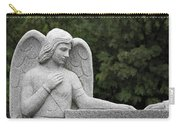 Angel Watching Over Me Carry-all Pouch