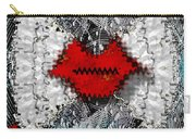 Angel Wings Comes In Love Carry-all Pouch