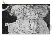 Angel With Harp Carry-all Pouch