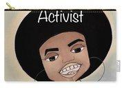 Angela Davis #2 Carry-all Pouch