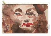 Angela IIi Carry-all Pouch by Khalid Alzayani