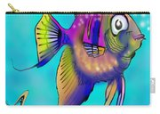 Angelfish Carry-all Pouch