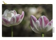 Angelique Peony Tulips 2 Carry-all Pouch
