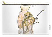 Angelita Blanco Carry-all Pouch