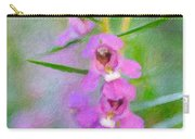 Angelonia Serena 2 Carry-all Pouch