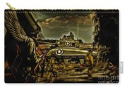 Angels On The Battlefield - Oil Carry-all Pouch