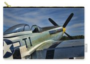 Angels Playmate P-51 Carry-all Pouch