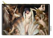 Angels Surround Cupid  Carry-all Pouch