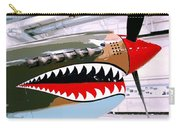 Anger Management Palm Springs Air Museum Carry-all Pouch