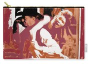 Angie Dickinson Robert Mitchum Young Billy Young Old Tucson #2 Photographer Unknown 1969-2013 Carry-all Pouch