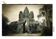 Angkor Thom Southern Gate Carry-all Pouch