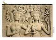 Angkor Wat Relief Carry-all Pouch