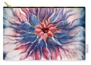Angora Bloom Carry-all Pouch