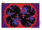 Angora Butterfly Carry-all Pouch