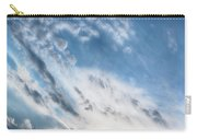Angry Clouds Carry-all Pouch