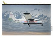 Anguilla Air Services Britten-norman Bn-2a-26 Islander 113 Carry-all Pouch