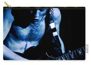 Angus Rocks The Blues Carry-all Pouch