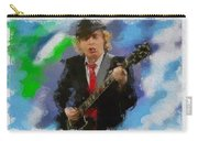 Angus Young Carry-all Pouch