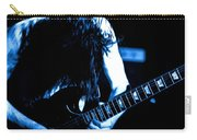 Angus Young On Guitar Carry-all Pouch