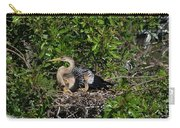 Anhinga Babies Carry-all Pouch
