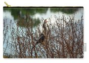 Anhinga Calling Carry-all Pouch