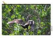 Anhinga In The Sun Carry-all Pouch