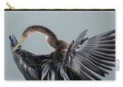 Anhinga Sunning Carry-all Pouch