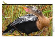 Anhinga The Swimming Bird Carry-all Pouch