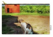 Animal - Cat - The Mouser Carry-all Pouch