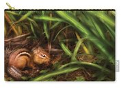 Animal - Wild - Cute Little Chipmunk  Carry-all Pouch