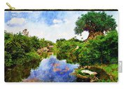 Animal Kingdom Tranquility Carry-all Pouch