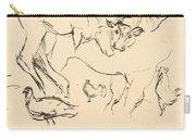 Animal Studies (verschiedene Tierstudien) Carry-all Pouch
