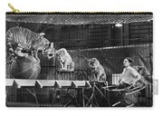 Animal Tamer, 1930s Carry-all Pouch