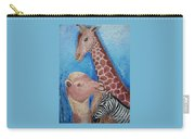 Animals Ladies Carry-all Pouch