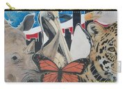 Animals Of Freedom  Carry-all Pouch