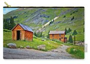 Animas Forks Ghost Town Carry-all Pouch