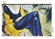 Anna Akhmatova (1889-1967) Carry-all Pouch