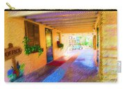 Anna Maria Elementary Office Hallway C130662 Carry-all Pouch