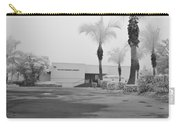 Anna Maria Island Branch Library In Fog Infrared 50 Carry-all Pouch