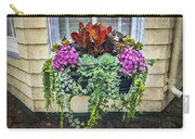 Annapolis Flower Box Carry-all Pouch