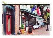 Annapolis Md - Restaurant On State Circle Carry-all Pouch