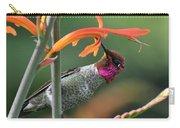 Anna's Hummingbird 1 Carry-all Pouch