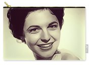 Anne Bancroft, Vintage Actress Carry-all Pouch