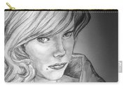 Anne Francis Carry-all Pouch