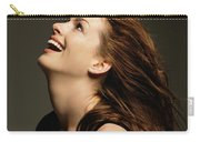 Anne Hathaway Carry-all Pouch
