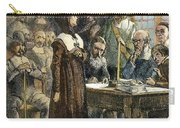 Anne Hutchinson, 1591-1643 Carry-all Pouch