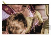 Anne Of Cleves With Prince Edward Carry-all Pouch